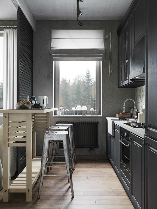 Best Small Kitchen Designs 2017