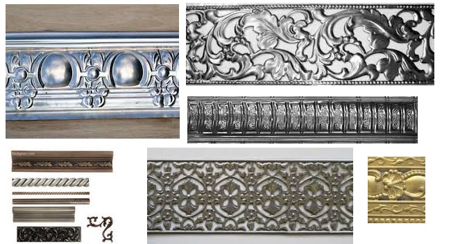 Home Accents Metal Decor