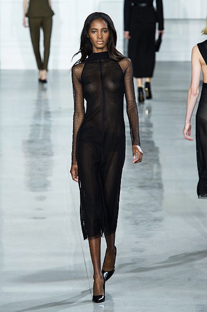 Hot or not: provocative outfits from New York Fashion Week ...