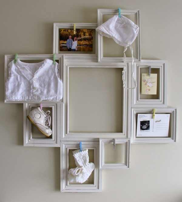Frame Home Decorating Ideas