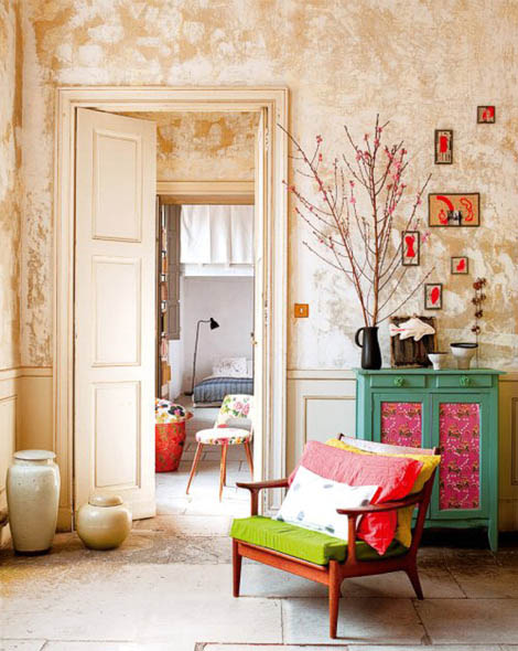 French Country Room Decor