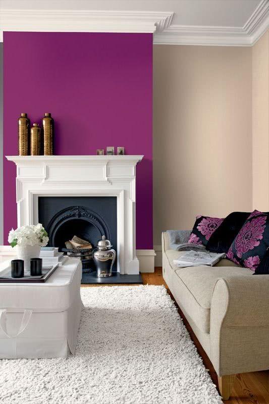 Para Color Es Pintura Sala De