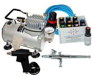 Top 3 Rated Cake Decorators Airbrush Kits Cake Decorating Airbrush kit