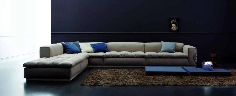 Modern Sofa the Top Trending Furniture   Decoration Channel Modern Sectional Sofa