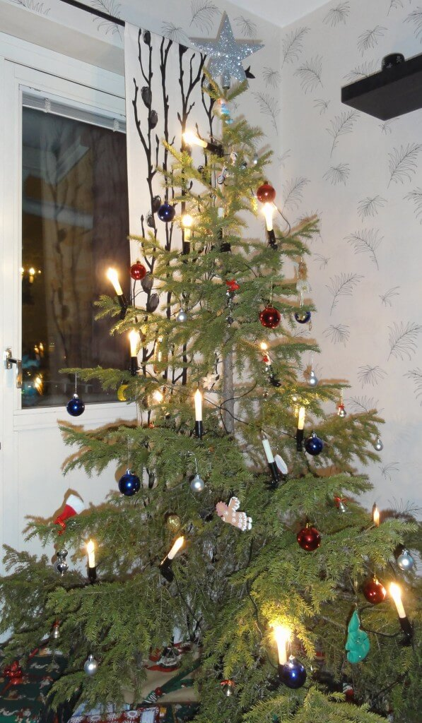 Swedish Christmas Tree Decorations
