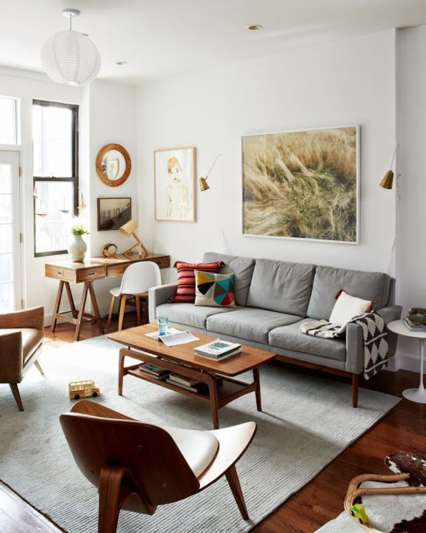Great Family Room Decorating Ideas