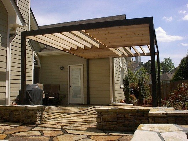Refreshing Modern Pergola Design Ideas Decor Around The