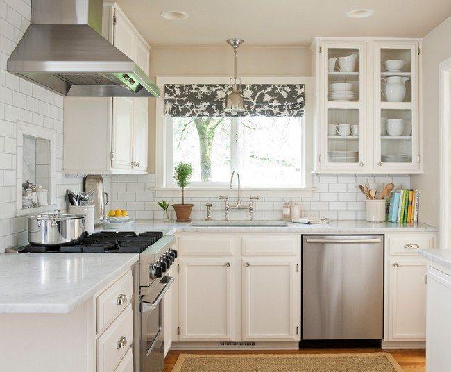 Tiny Galley Kitchen Ideas