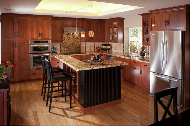 Country Kitchen Floor Ideas