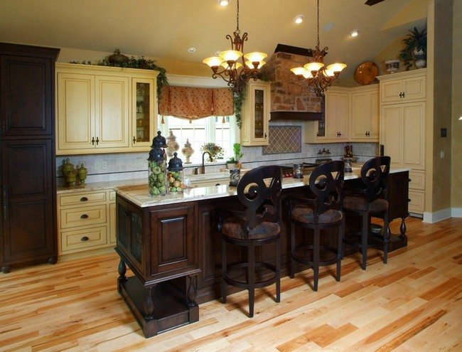 Country Style Home Interior Ideas