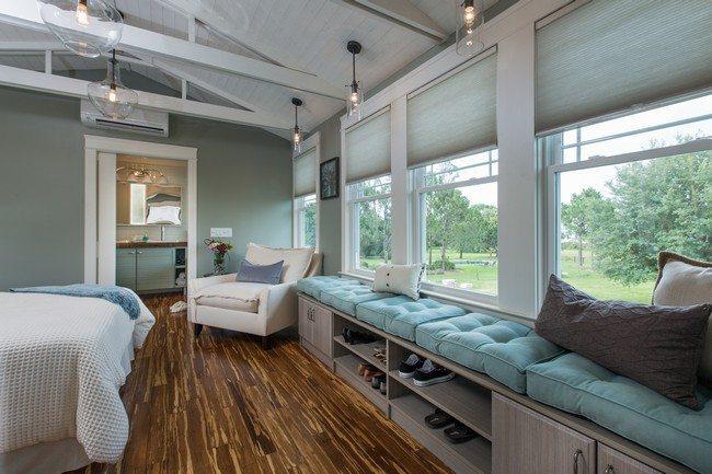 Incorporating Window Seats Into Your Bedroom Design
