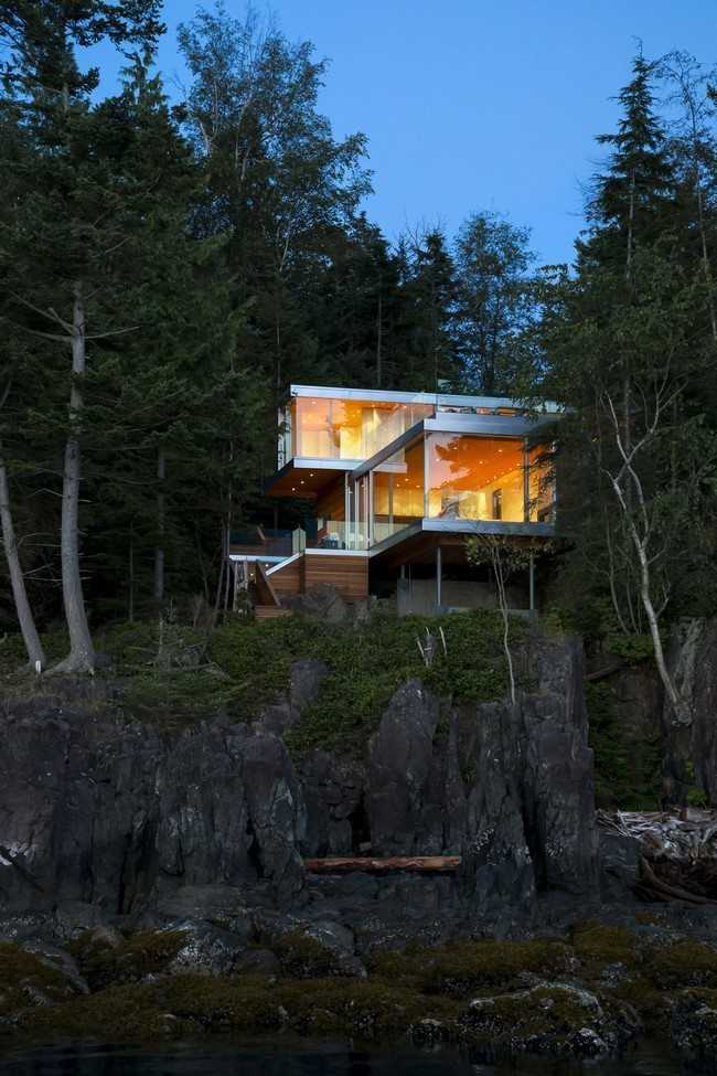 Cliffside House Ideas That Will Bring Out Your Inner
