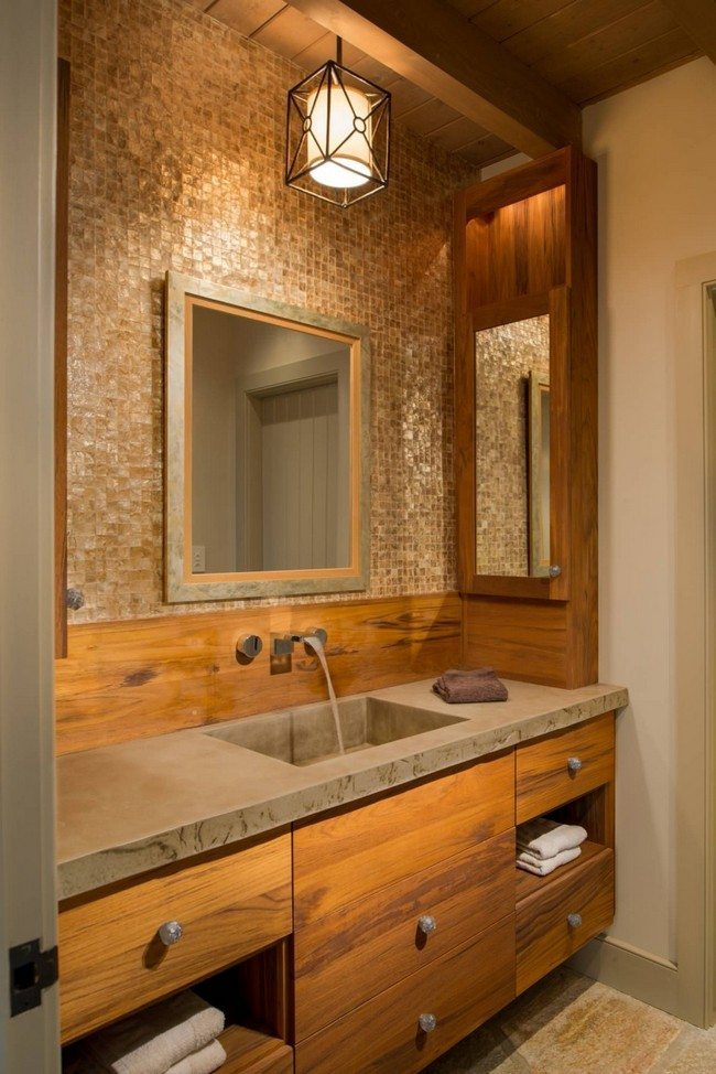 Bathroom Vanity Decor Ideas
