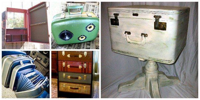 Ideas Old Things Repurposed