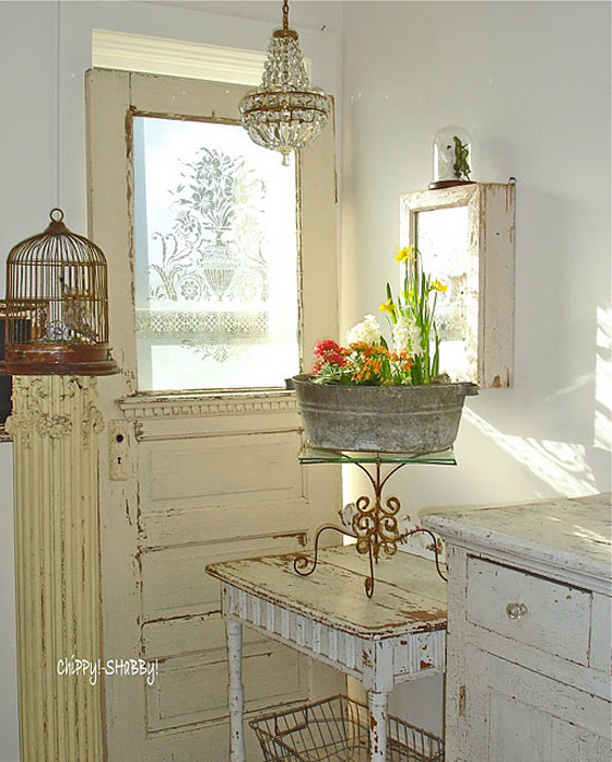 Inside shabby chic and the rustic farmhouse… | Design Online