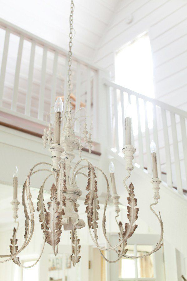 An Aidan Gray Inspired Chandelier Makeover Decor To Adore
