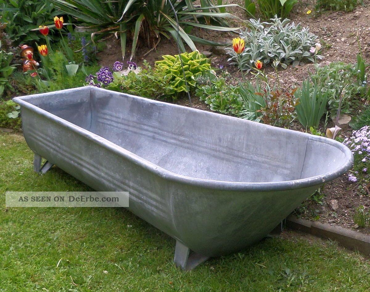 Alte Badewanne Als Gartenteich – Wohn-design