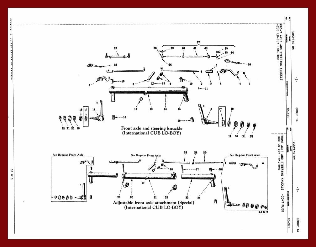 Farmall H Tractor Wiring Diagram Generator