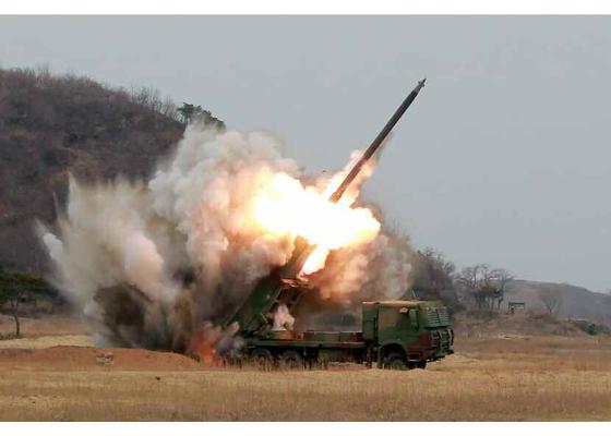 Launcher Korea Missile North