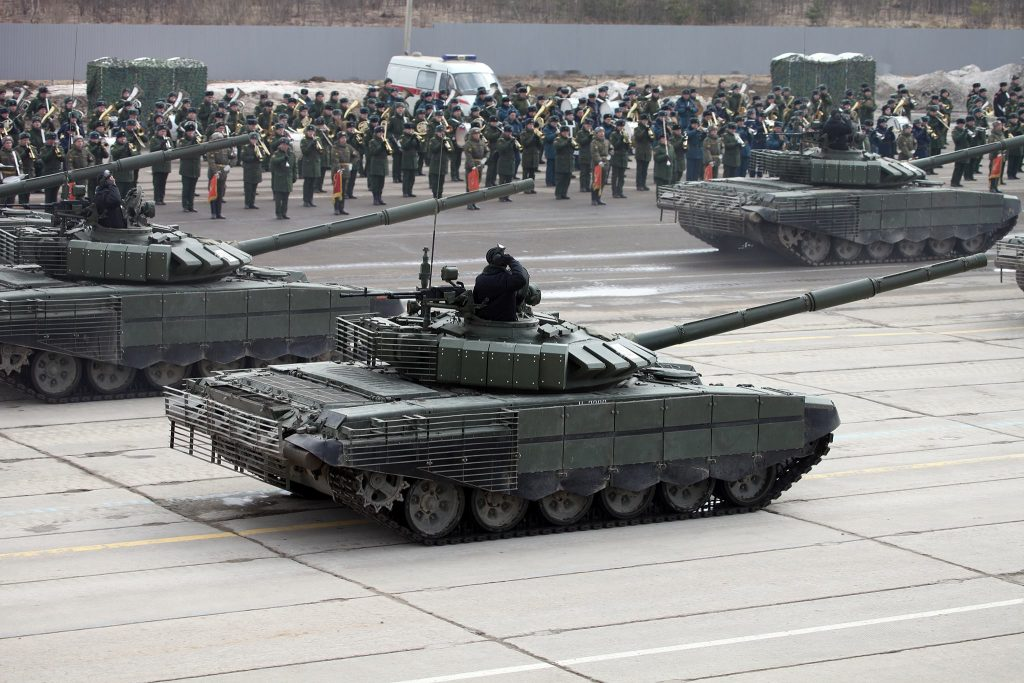 Russian Missile System Anti
