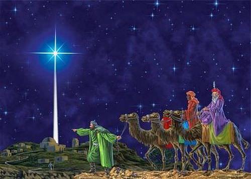 """الحرف """"Bethlehem Star"""" من الورق: الطبقة الرئيسية مع القوالب"""