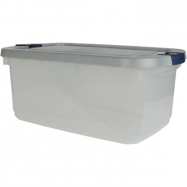 50 Gallon Size Plastic Storage Containers