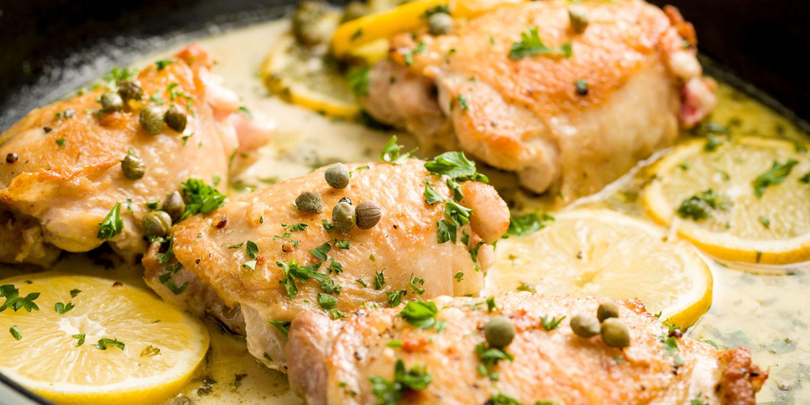 Easy Chicken Recipes