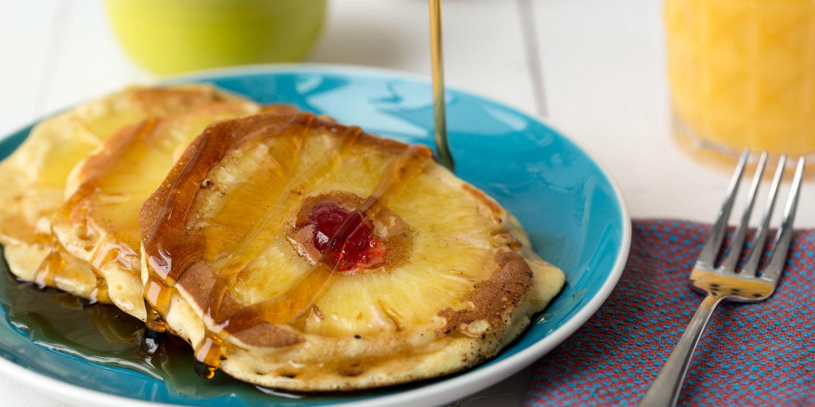Easter Pineapple Upside Down Cake