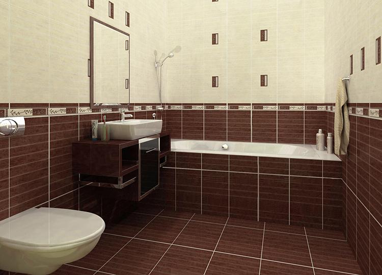Fürdőszoba kész Cafel