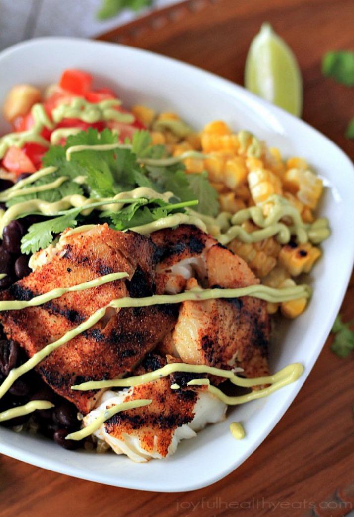 Grilled Shrimp Spinach Recipe