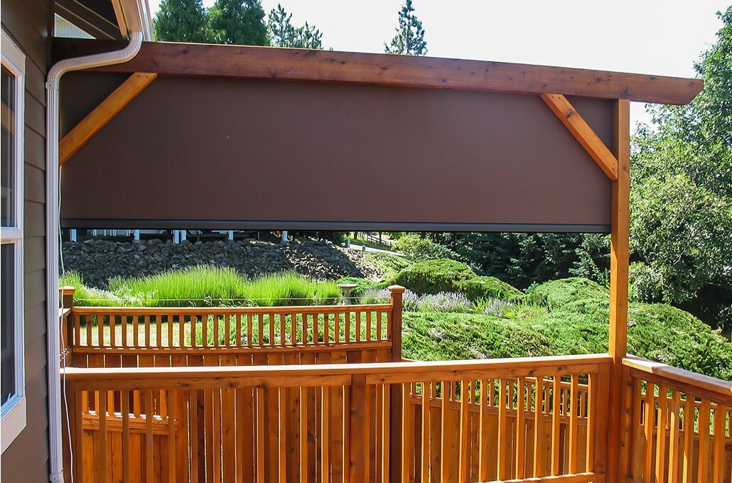 Retractable Solar Screens Southern Oregon S Leading
