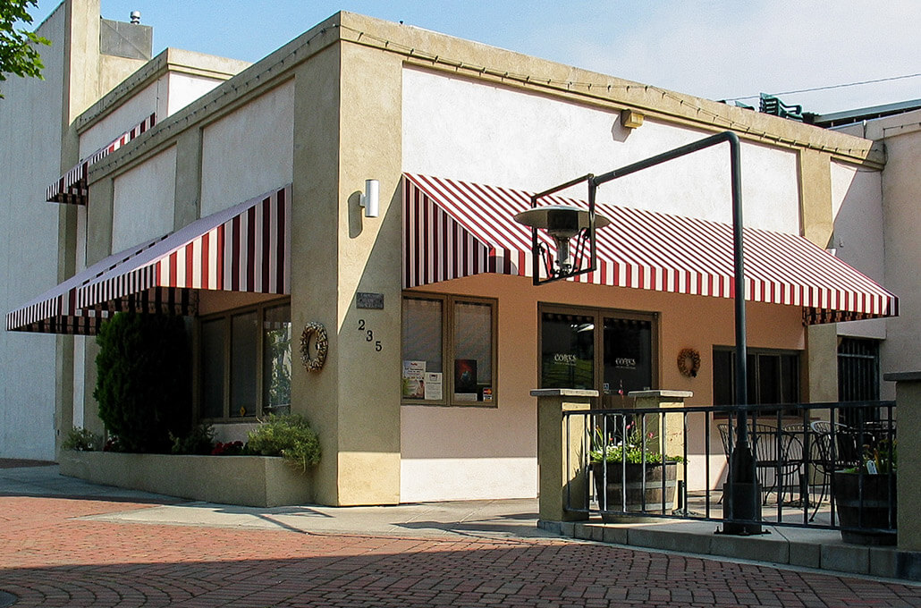 Business Fronts Southern Oregon S Leading Awning