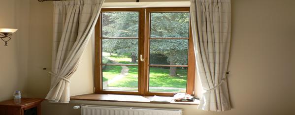 Deluxe Glass Casement Windows