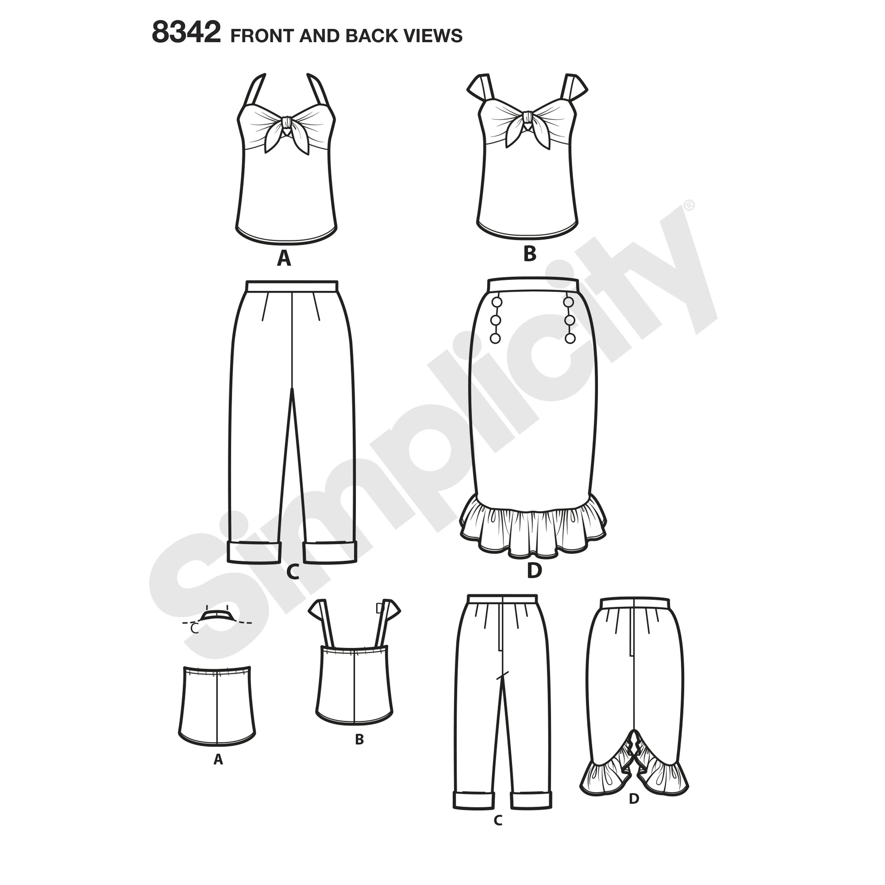 Knit Pencil Skirt Patterns For Knitting
