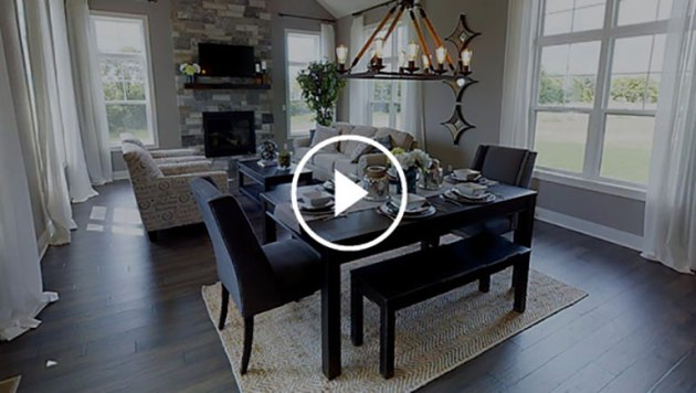Wisconsin Home Builder   Open Model Homes   Demlang Builders Model Home Virtual Tour