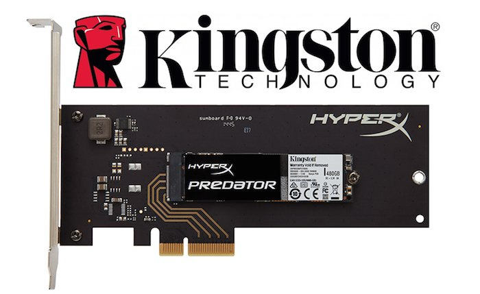 Kingston HyperX Predator SSD PCIe - Kingston HyperX Predator PCIe SSD