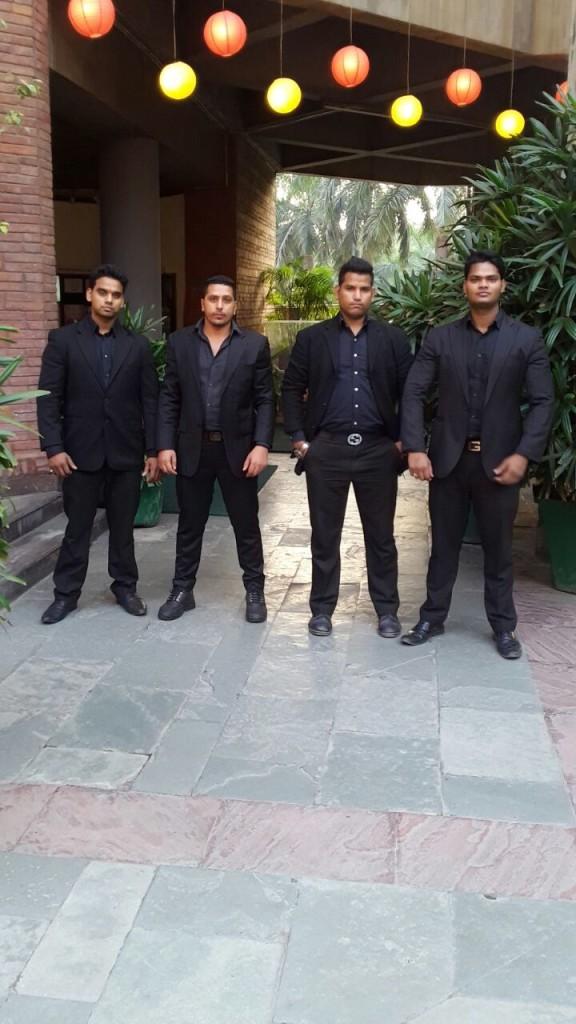 Celebrity Security Guard Jobs