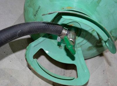 Csatlakozás az olaj bakuhoz
