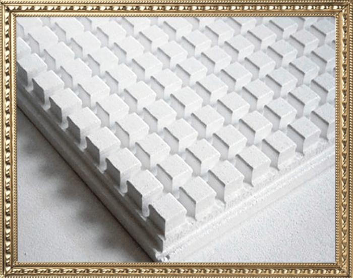 Polystyrolplatten zur Isolierung