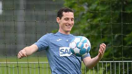 Rudy spends his objective with TSG Hoffenheim