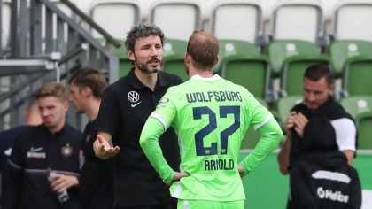 Goosebumps on the pool: Wolfsburg heat for the Champions League