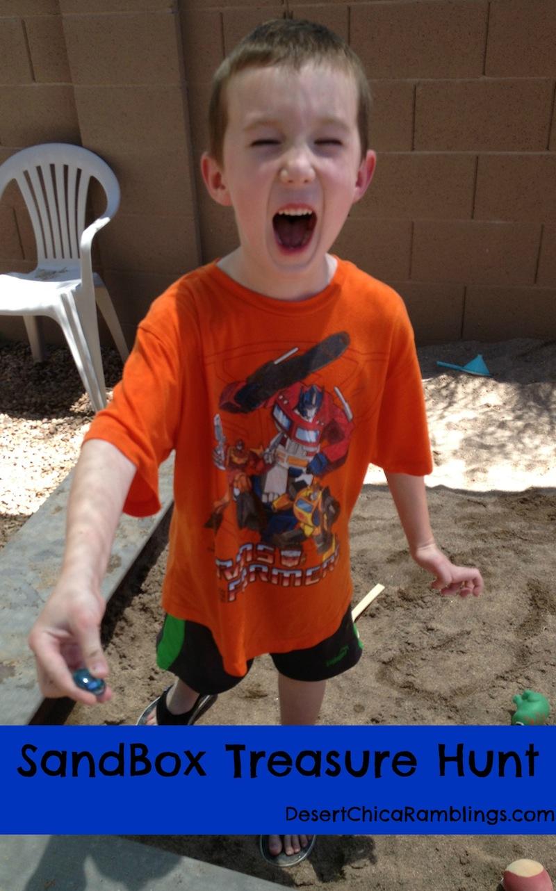 SandBox Treasure Hunt