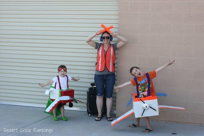 Airport Costumes 2