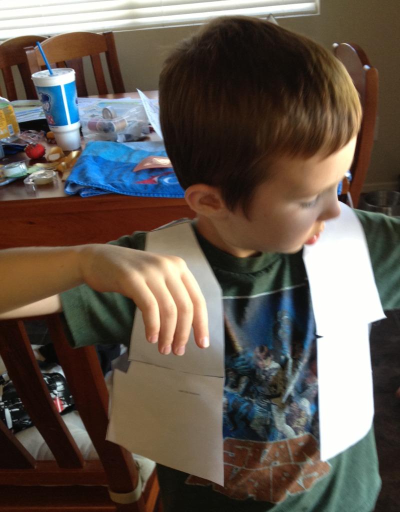 Paper Vest