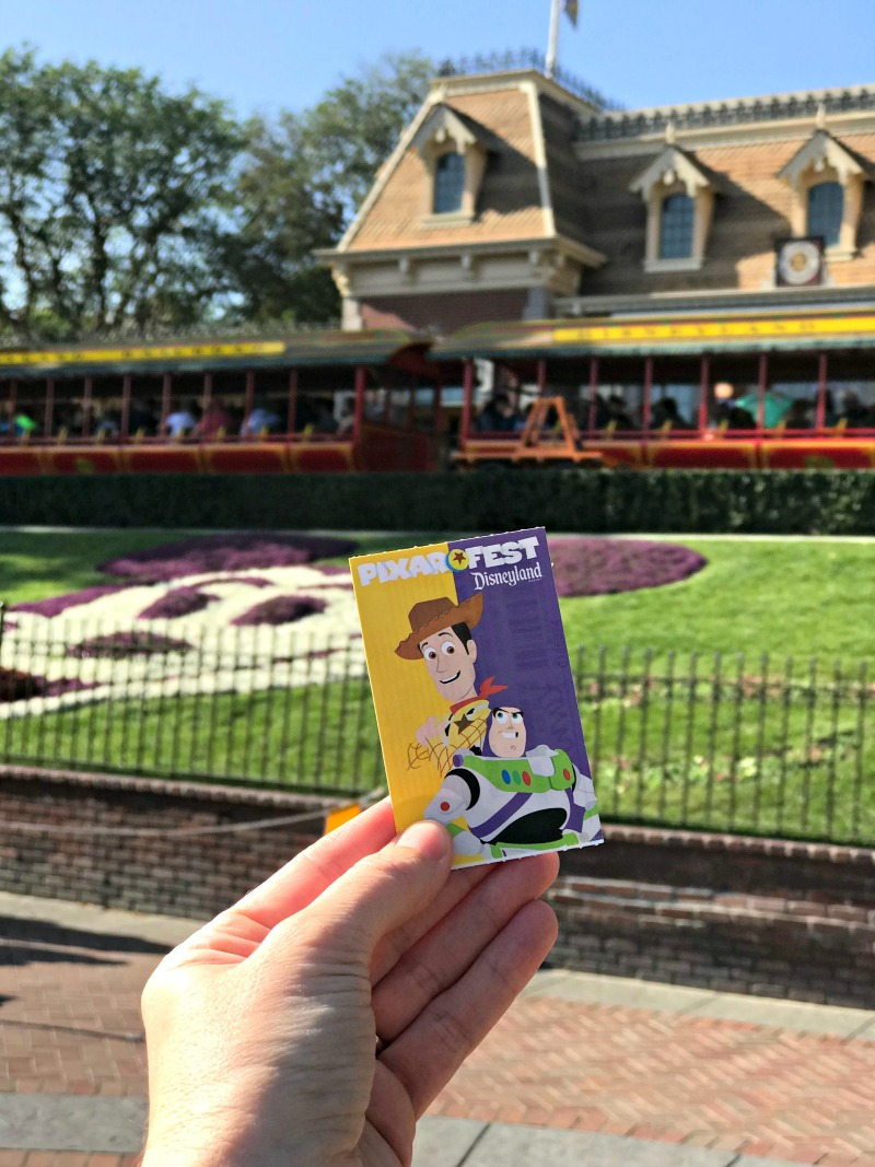 Buy tickets for Disneyland over rodeo break