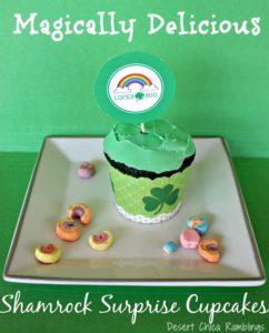 Magically Delicious Shamrock Surprise Cupcakes.jpg