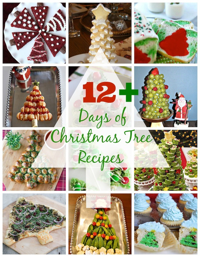 Looking for a festive holiday food idea? How about a fun Christmas Tree recipe?