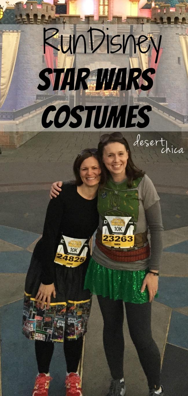RunDisney Star Wars Costumes