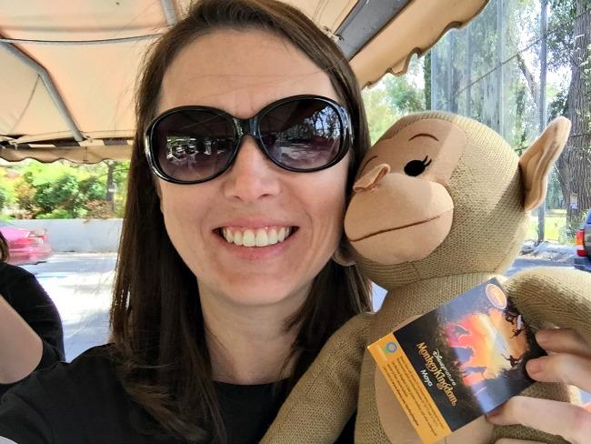 Maya and Me Monkey Kingdom LA Zoo