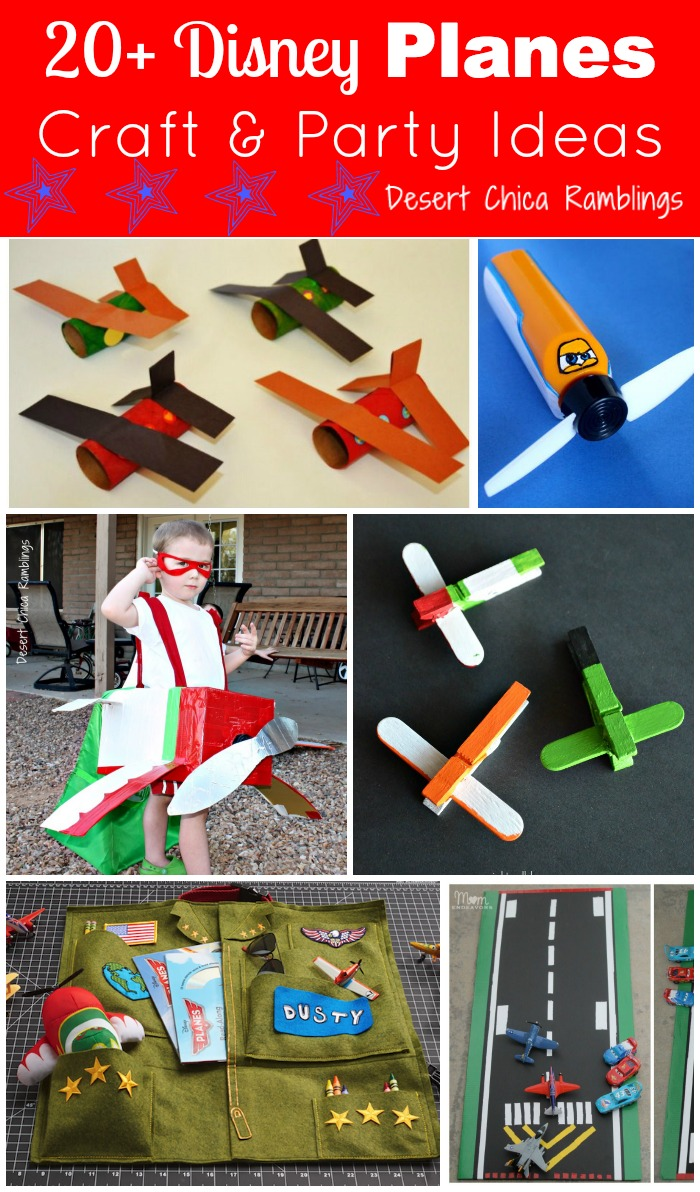 Disney-Planes-Craft-and-Party-Ideas-Round-Up